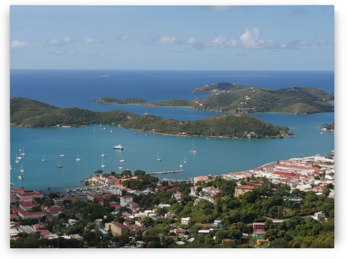 St Thomas US Virgin Islands by On da Raks