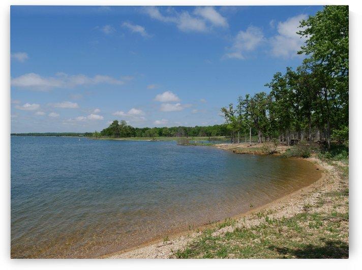 Lake Arbuckle Oklahoma by Raksy