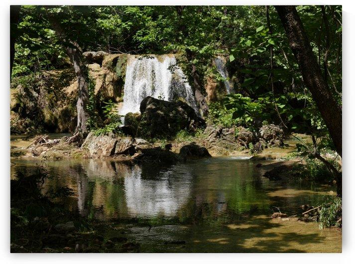 Price's Falls Murray County Oklahoma by On da Raks