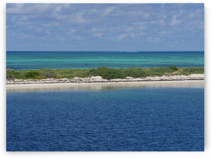 Florida Keys Beach by Raksy