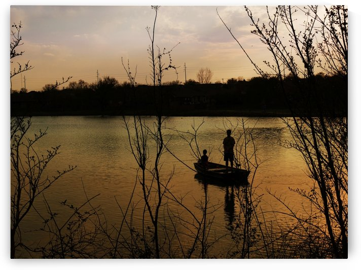 Boys out at Sunset by On da Raks
