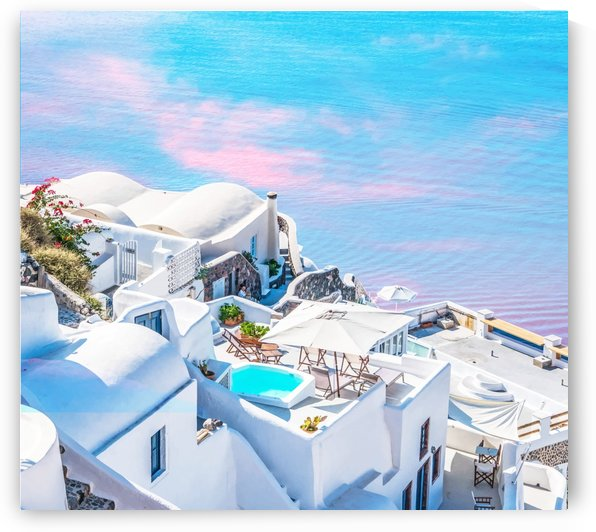 Greece Dreams by 83 Oranges