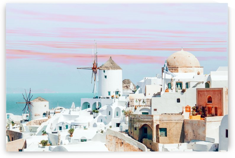 Scenic Greece by 83 Oranges
