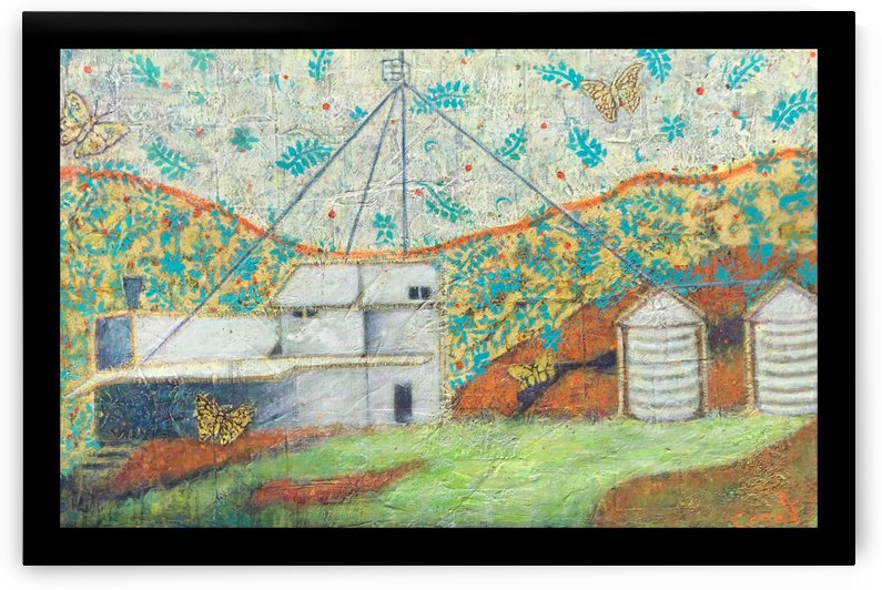 The Old Mill by Coral Staley