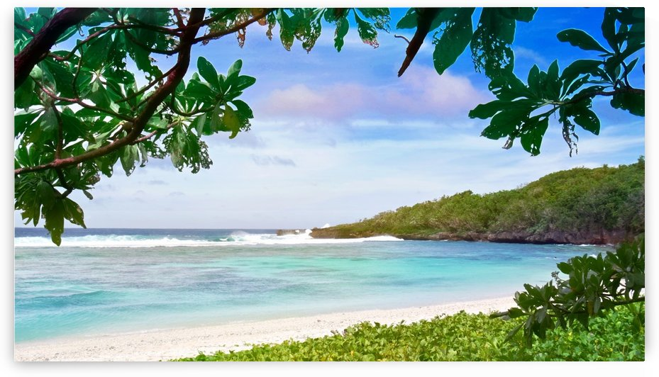 Wing Beach Saipan by On da Raks