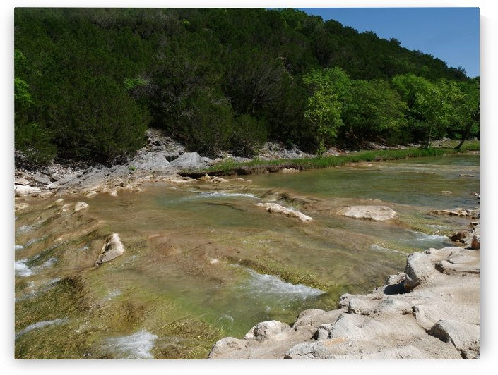 Turner Falls River Oklahoma by On da Raks