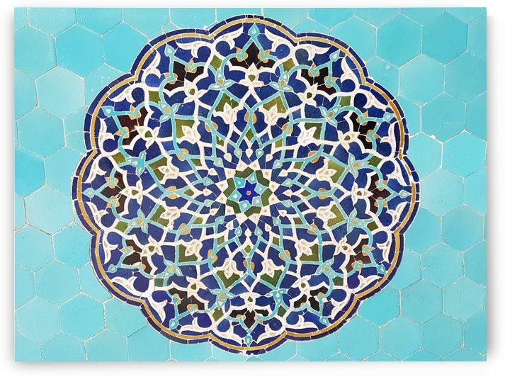 Yazd   Jameh mosque 2 by Locspics