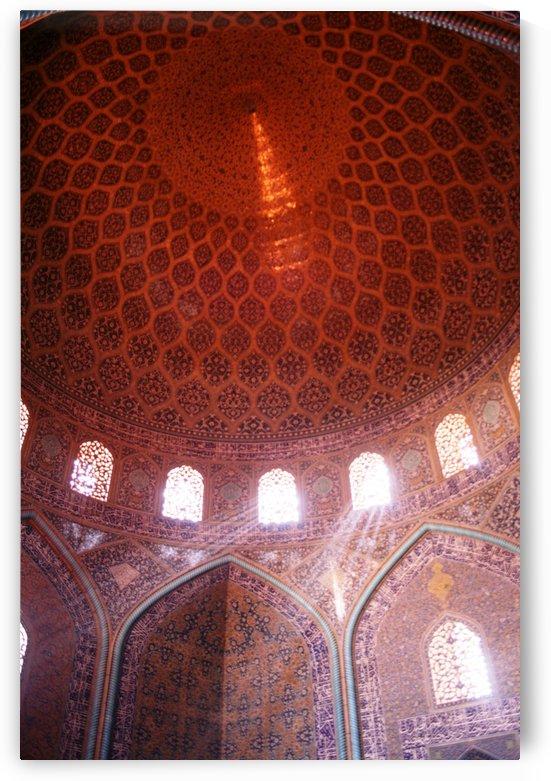 Isfahan   Sheikh Loftollah mosque 2 by Locspics