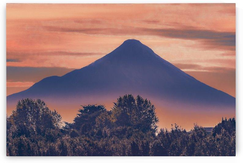 Osorno Volcano, Los Lagos,  Chile by Daniel Ferreia Leites Ciccarino