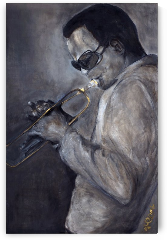 Jazz_High_Res by  Claire Vines Artist
