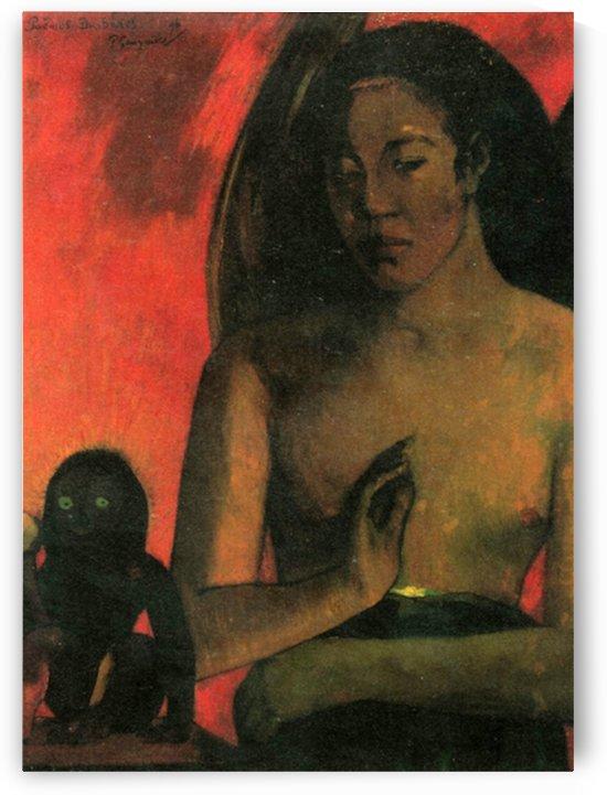 Barbaras by Gauguin by Gauguin