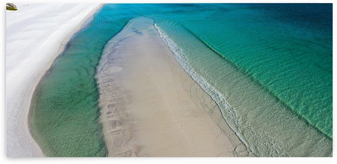 Sand Bar by Destin30A Drone