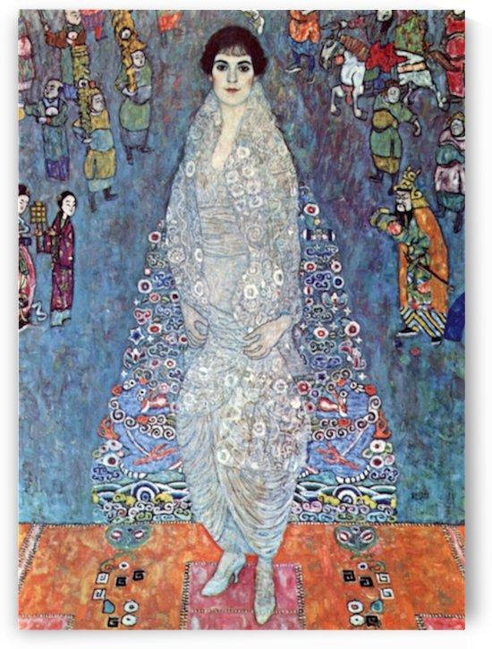 Baroness Elizabeth by Klimt by Klimt