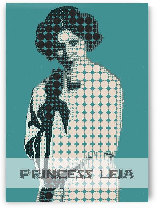 Princess Leia by Gunawan Rb