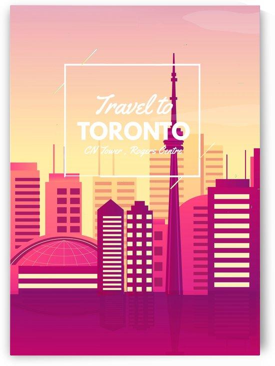 Travel To Toronto by Gunawan Rb