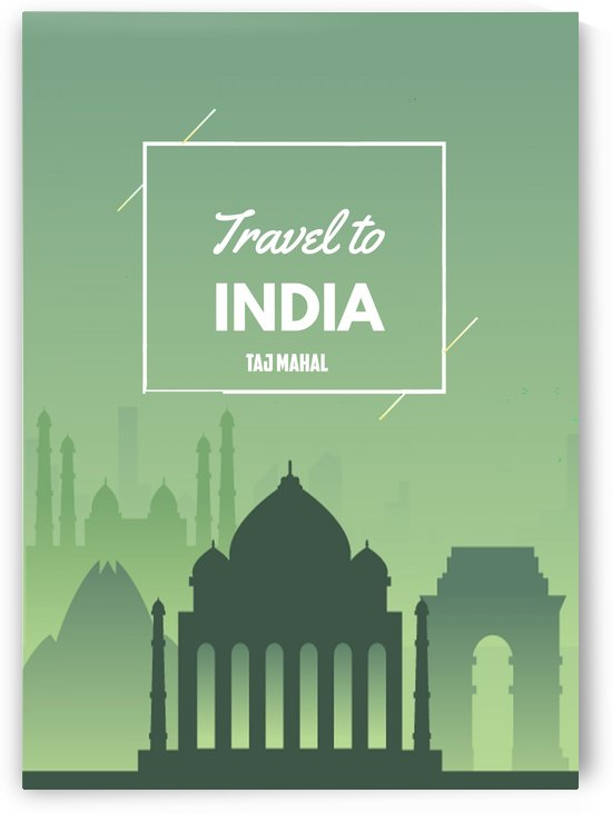 Travel to India by Gunawan Rb