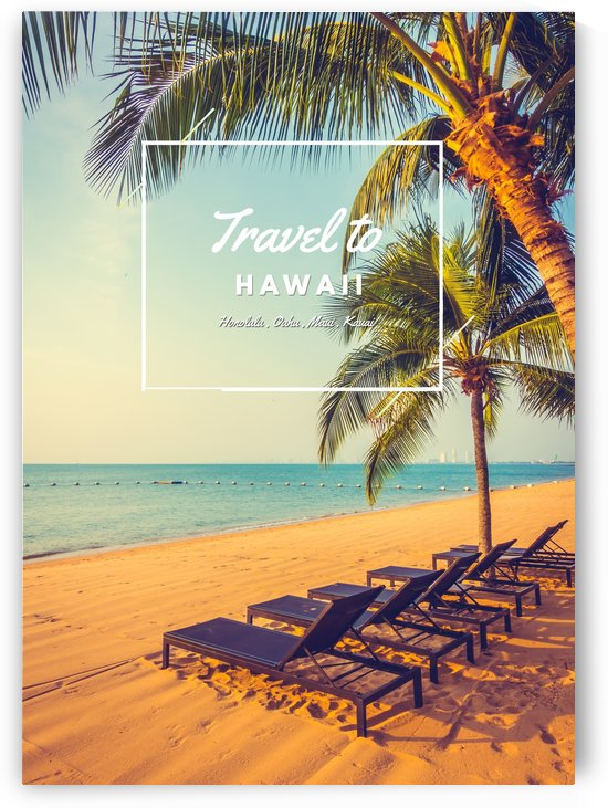 Travel To Hawai by Gunawan Rb