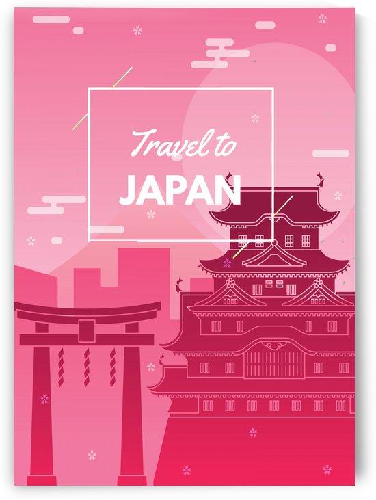 Travel To Japan by Gunawan Rb