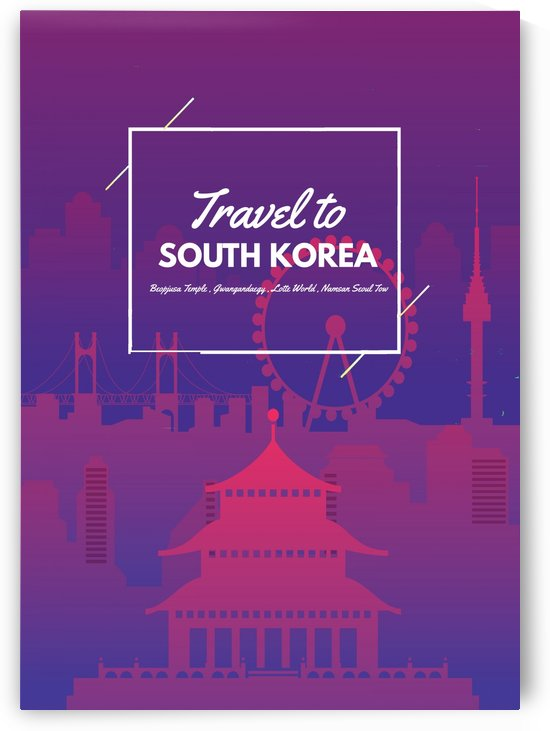 Travel To South Korea by Gunawan Rb