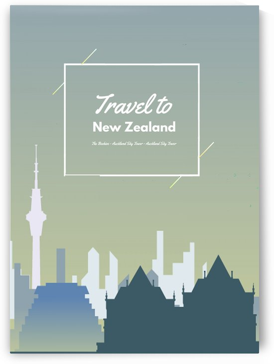 Travel To New Zealand by Gunawan Rb