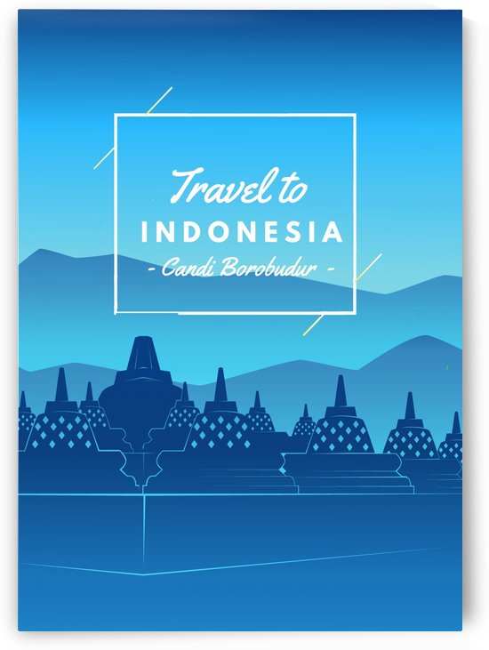 Travel To Candi Borobudur   Indonesia by Gunawan Rb
