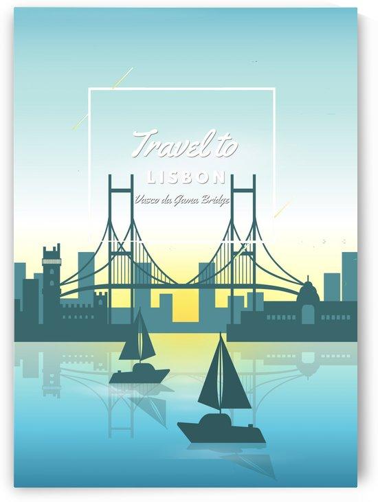 Travel To Lisbon   Portugal by Gunawan Rb