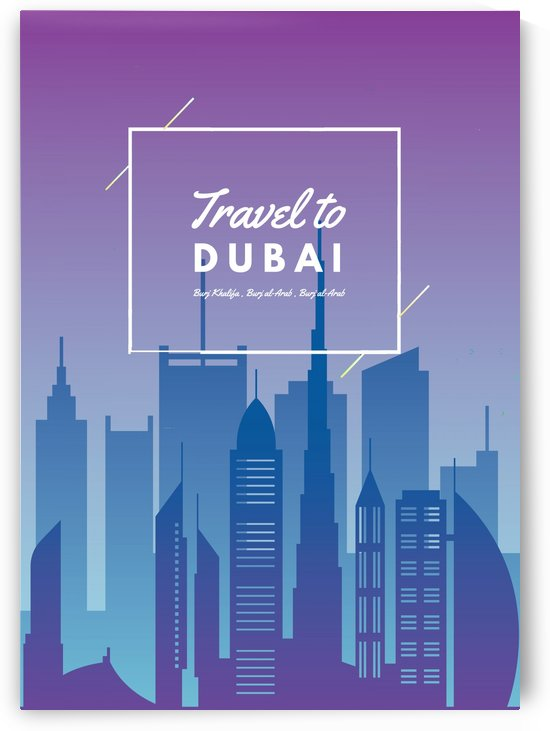 Travel To Dubai by Gunawan Rb