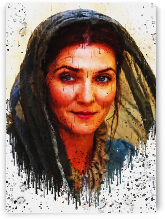 Catelyn Stark by Gunawan Rb