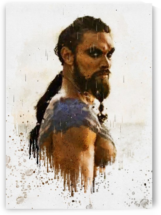 Khal Drogo_ by Gunawan Rb