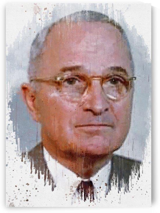 Harry S Truman_ by Gunawan Rb