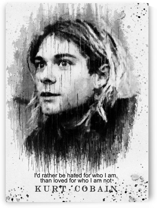 Kurt Cobain Quotes 1 by Gunawan Rb