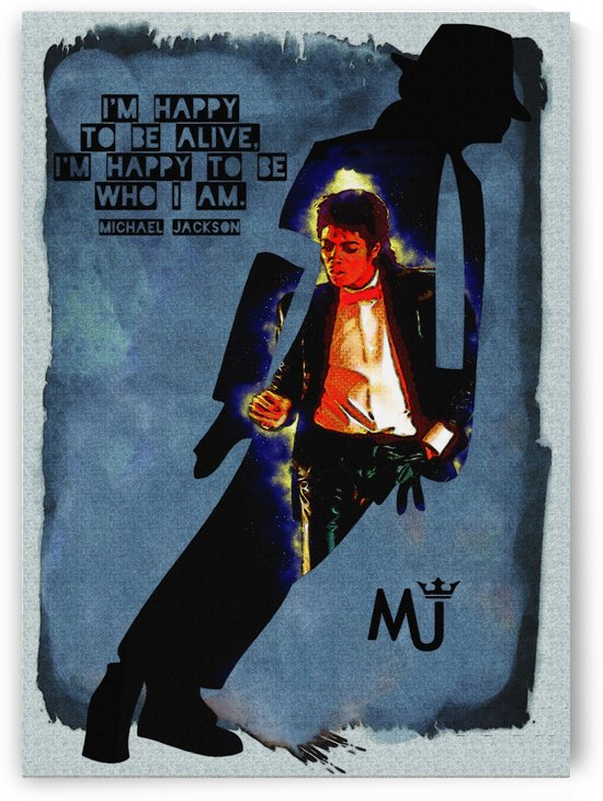 im Happy to be Alive   MJ by Gunawan Rb