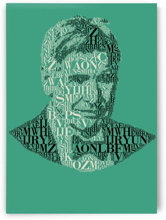 Harrison Ford by Gunawan Rb