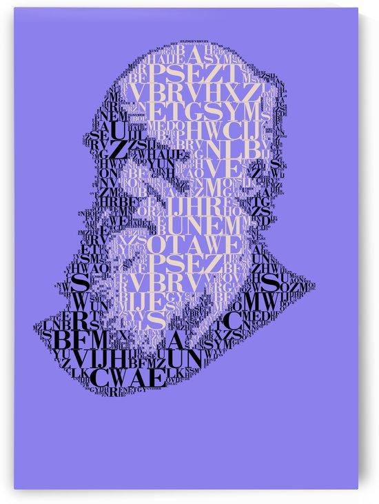 Charles Darwin by Gunawan Rb