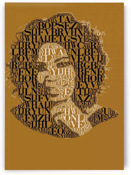Oprah Winfrey by Gunawan Rb