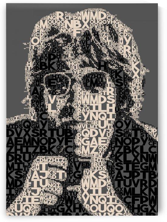 Lennon Legend2 by Gunawan Rb