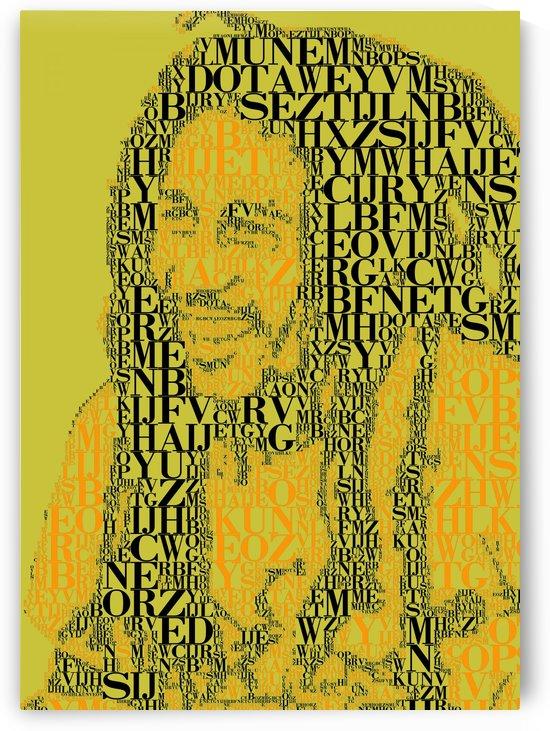 Bob Marley2 by Gunawan Rb