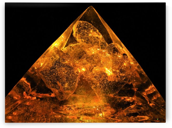 Pyramid by Gadi