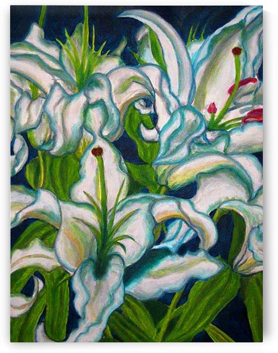 Lilies by Lana Yuen Cheng