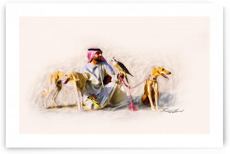 biduins by fadel ayoub