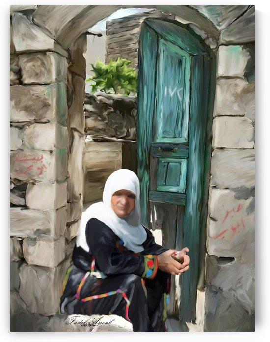 waiting by fadel ayoub