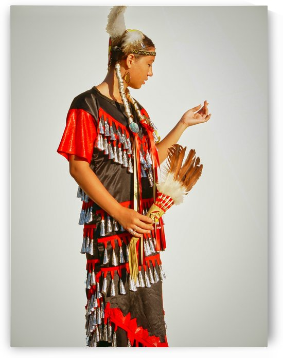 Jingle Dancer by Robert Knight