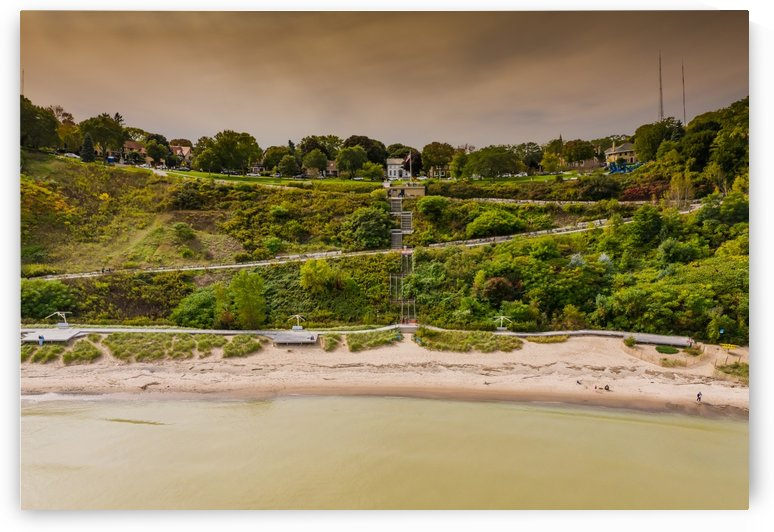 Stairway To Shorewood by Aximagery Media
