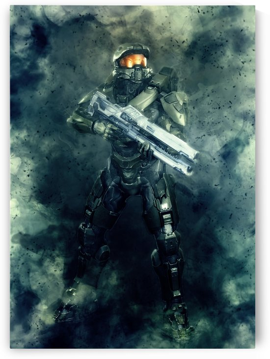 Master Chief Halo 4 by Gunawan Rb