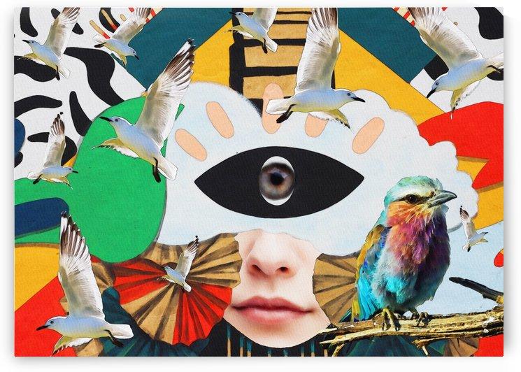 im like eye bird by Gunawan Rb