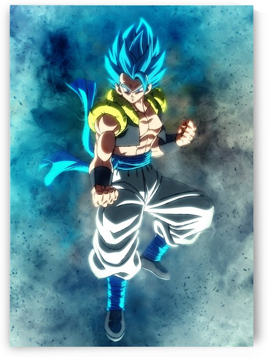 Gogeta Ssj Blue by Gunawan Rb
