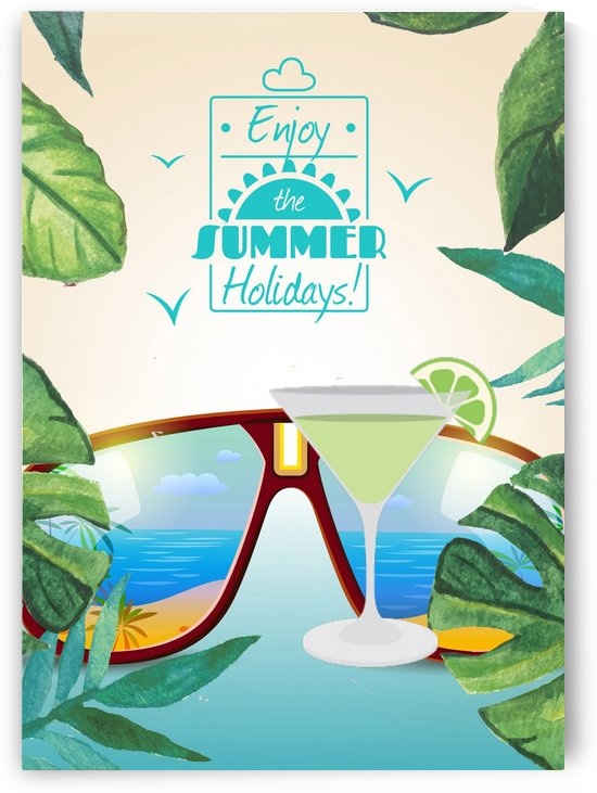 Enjoy The Summer Holiday with Kamikaze Cocktail by Gunawan Rb