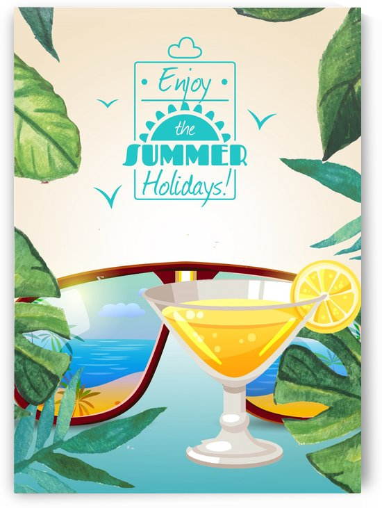 Enjoy The Summer Holiday with The Paloma Picante by Gunawan Rb