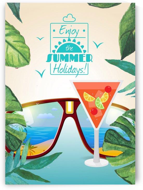 Enjoy The Summer Holiday with Cantaritos Cocktail by Gunawan Rb