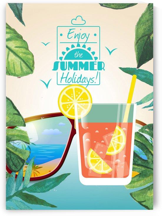 Enjoy The Summer Holiday with Michelada by Gunawan Rb